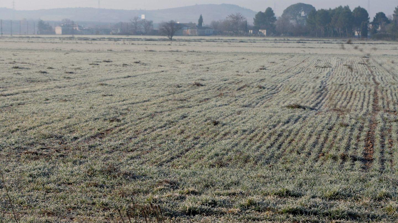 Molina de Aragón puede llegar a alcanzar los -10ºC en invierno. (EFE)