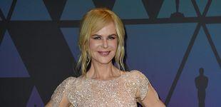 Post de Nicole Kidman se viste de novia y Lady Gaga de funeral para la red carpet