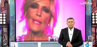 Post de 'Sábado Deluxe': Jorge Javier destroza a Lydia Lozano con una frase demoledora
