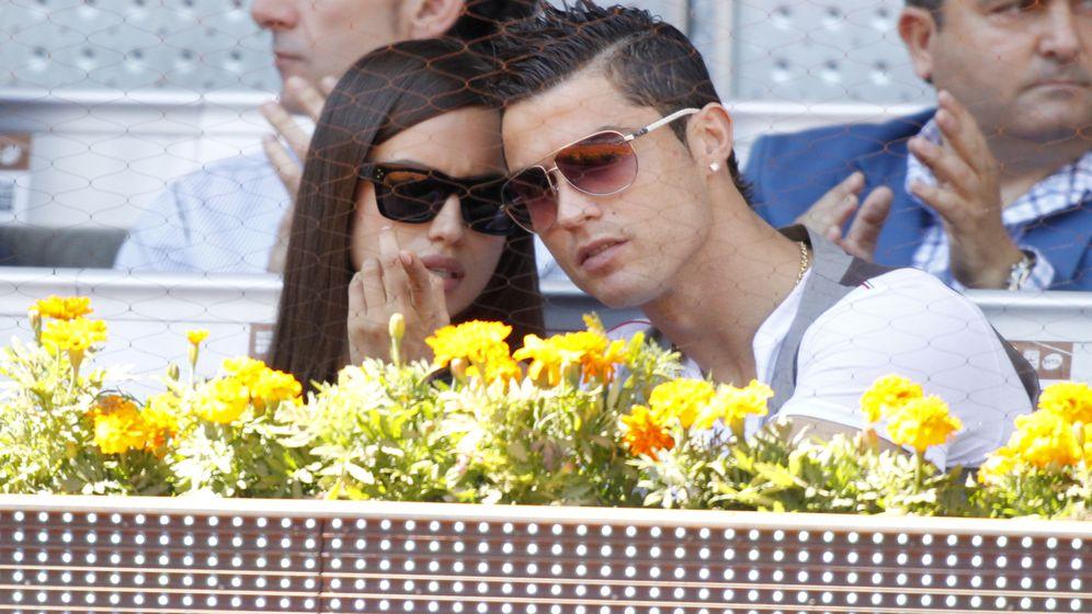 Foto: Cristiano Ronaldo e Irina Shayk, en una imagen de archivo (Gtres)