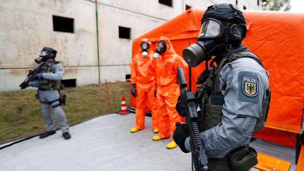 Niños, drones y gas: las nuevas armas del terrorismo yihadista en Europa