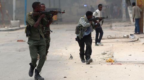 35 muertos en un ataque yihadista contra un hotel en Somalia