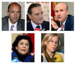 Esperanza Aguirre remodela su gobierno y se carga a los consejeros próximos a Rajoy, Lamela y Prada