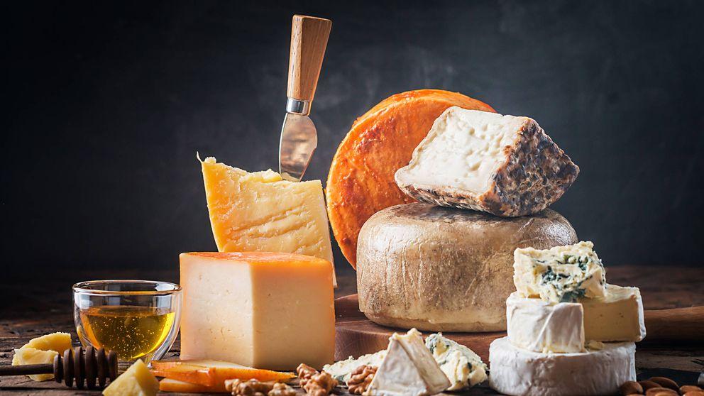Los peores quesos para tu salud (pero a ver quién deja de comerlos)