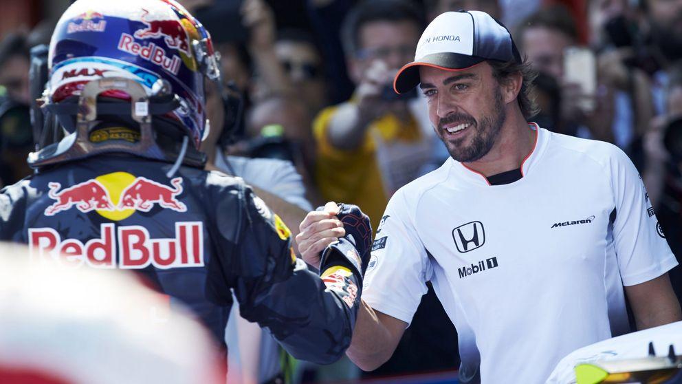 Ferrari recuerda a Fernando Alonso el peso con el que ya no carga