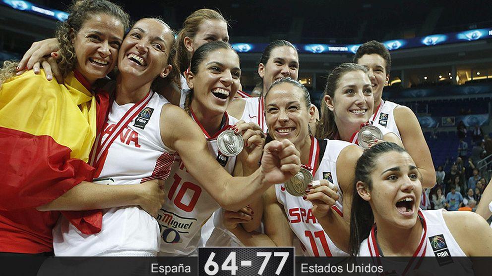 España se crece ante EEUU para demostrar que son las mejores del baloncesto FIBA