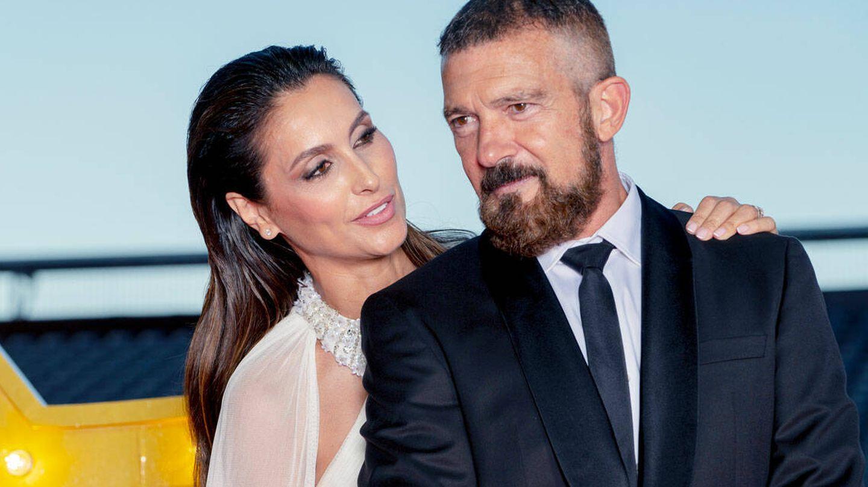 Paloma Cuevas y Antonio Banderas. (Foto: Starlite)
