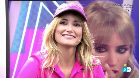 Alba Carrillo debuta en 'Sálvame' dándole caña a la nueva novia de Feliciano