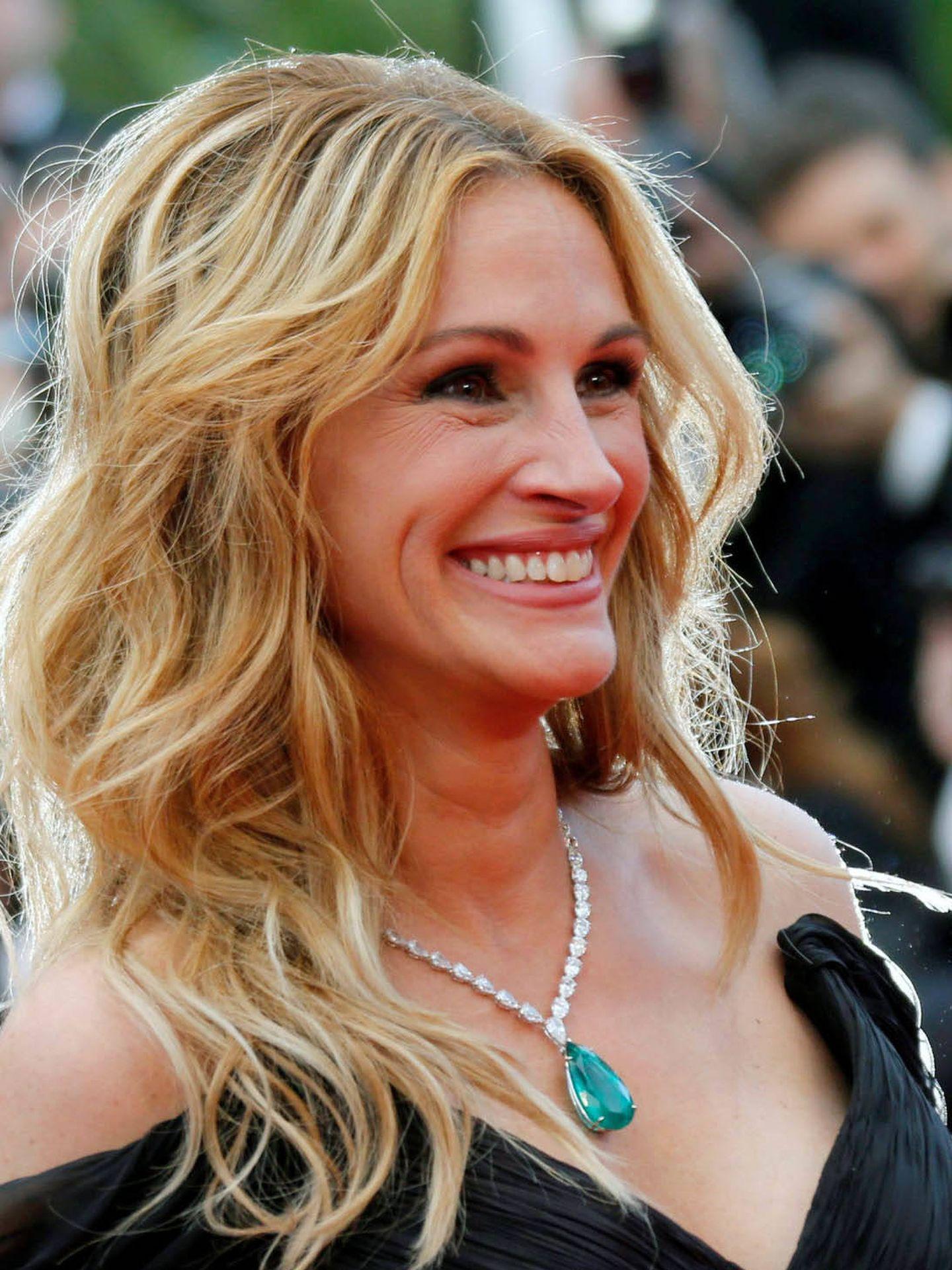 Julia Roberts, en Cannes. (Reuters)