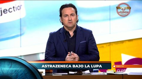 El tranquilizante mensaje del programa de Iker Jiménez sobre AstraZeneca