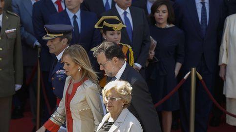 El 26-J impregna el Dos de Mayo: Rajoy y Rivera arrancan la precampaña en Madrid