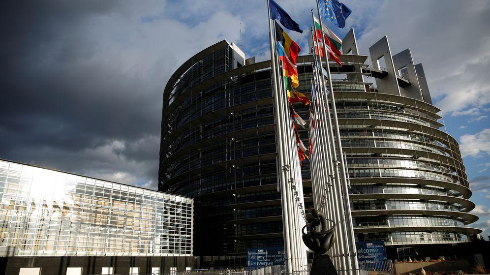 Foto: Edificio del Parlamento Europeo en Estrasburgo, Francia. (Reuters)
