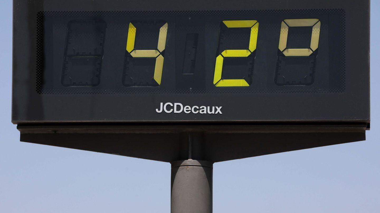 Trabajar a más de 40 grados no es fácil (EFE/Ana Escobar)