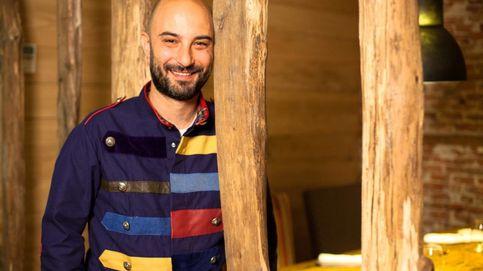 Manuel Domínguez, en Lúa hacemos cocina tradicional del siglo XX