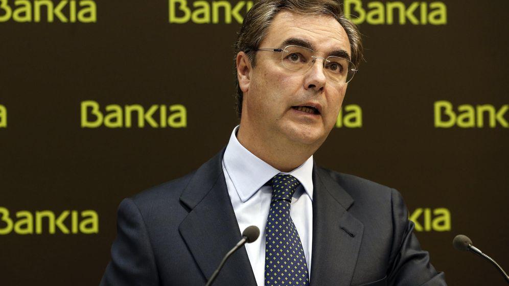 Foto: El consejero delegado de Bankia, José Sevilla