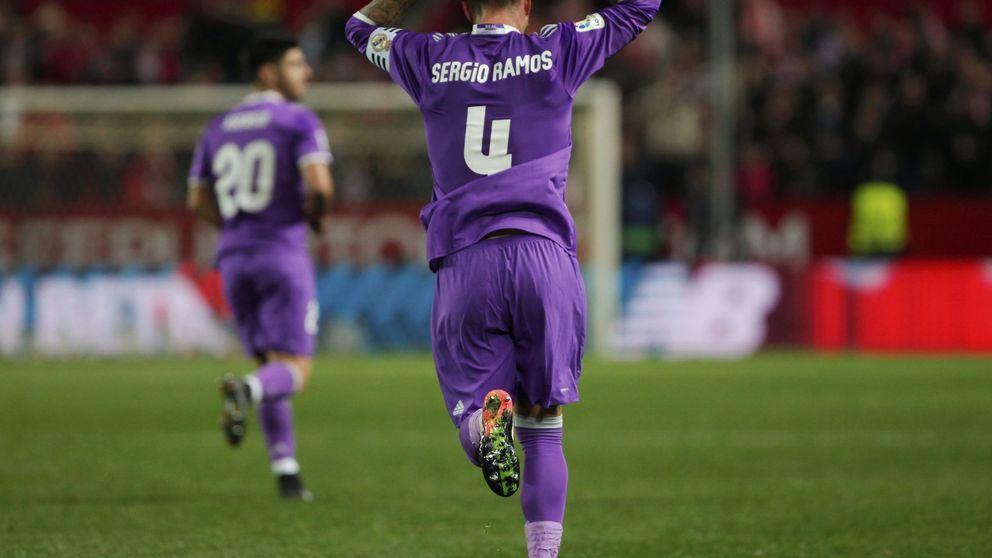 El Sevilla solicita a LaLiga que denuncie a Ramos y el Real Madrid le apoya