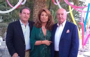 Foto: Maika Perez de Cobas inaugura temporada social en Marbella