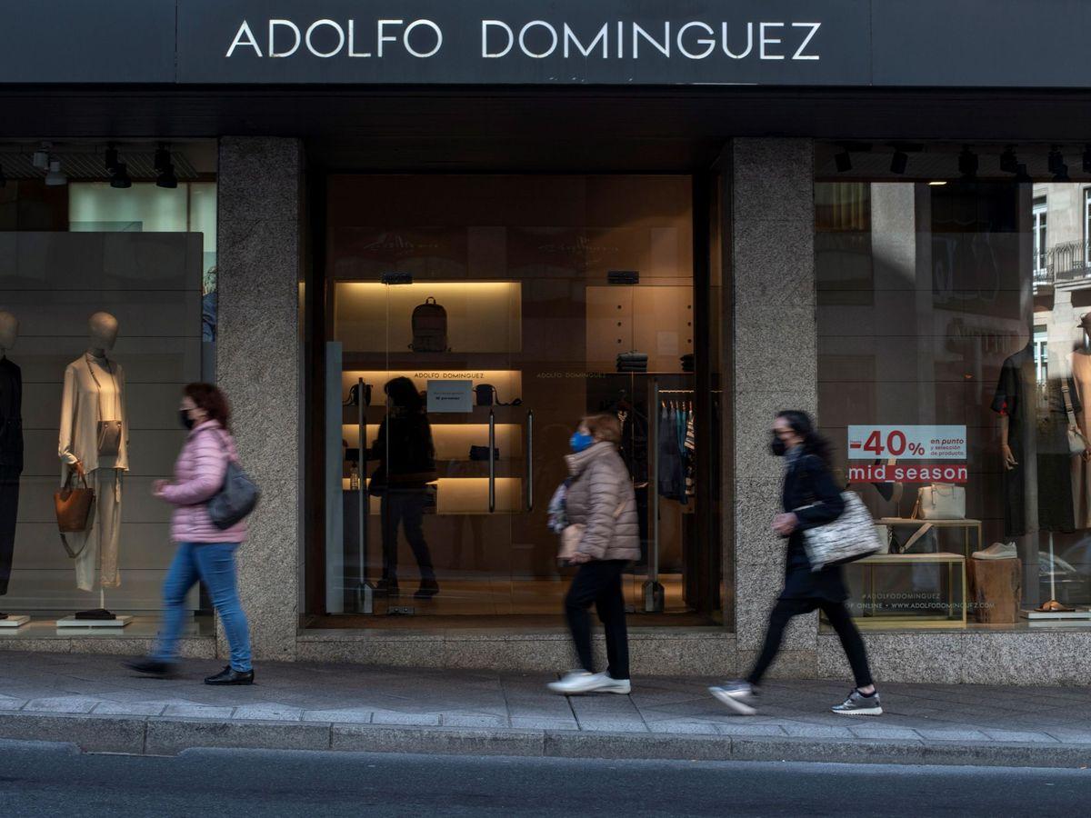 Foto: Una tienda de Adolfo Domínguez. (EFE)