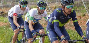 Post de Valverde sigue de líder, pero quería algo más y rozó el triunfo de etapa en Reus