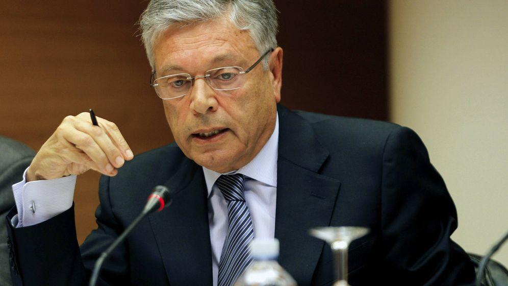 Foto: El expresidente del consejo de administración de la Caja de Ahorros del Mediterráneo (CAM), Modesto Crespo. (EFE)