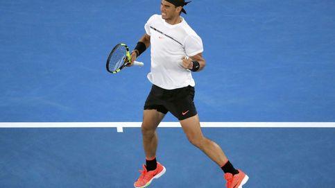 Nadal aplasta a Raonic y se mete en semifinales por la vía rápida