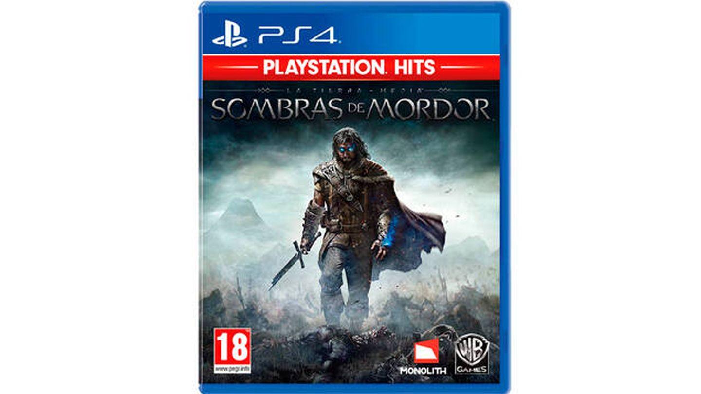 Shadow of Mordor Ps Hits PS4