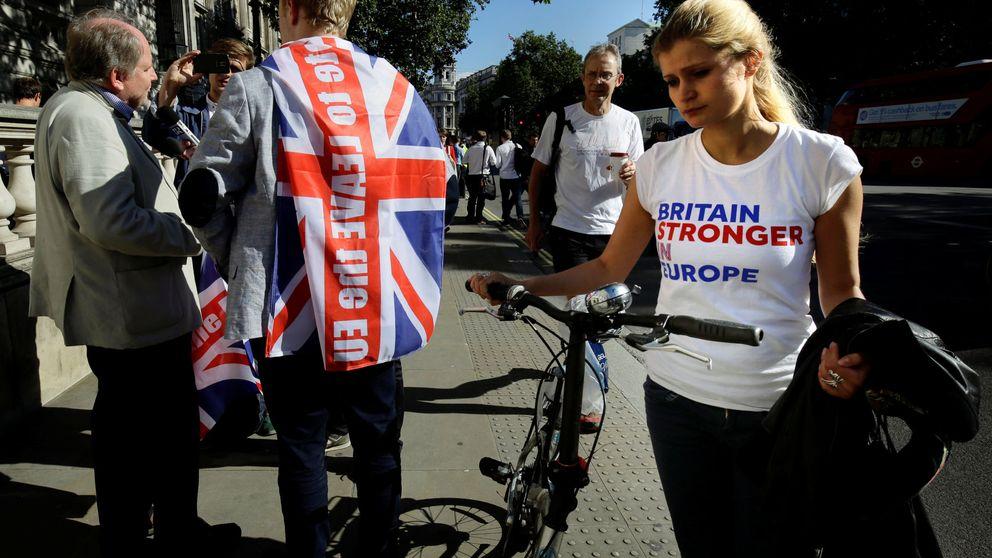 Creí que no iba a ocurrir: confusión incluso entre los partidarios del Brexit