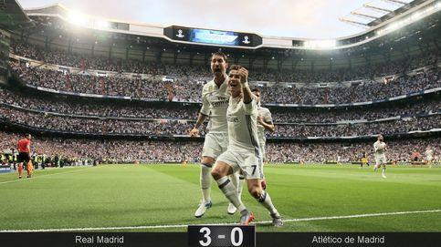 Cristiano se empeña en revalidar la Champions apabullando al Atlético