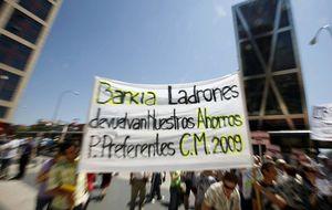 El 93% de las preferentes de Caja Madrid se vendió a particulares