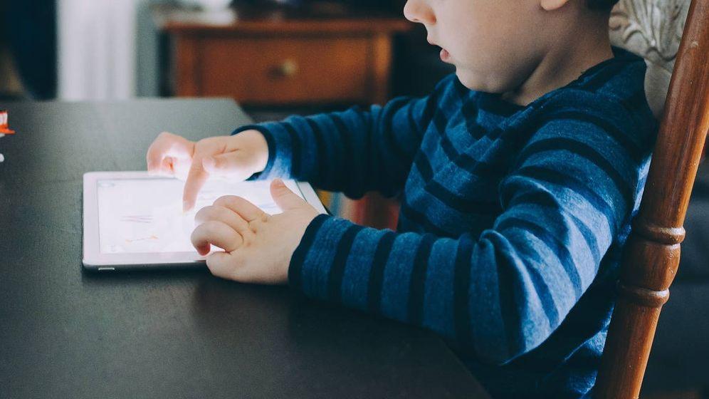 Foto: Estar más horas delante de las pantallas evita que los niños hagan otro tipo de cosas que favorecen el desarrollo cerebral (Foto: Pixabay)