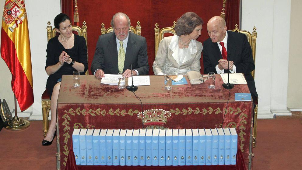 Jaime Botín en el Diccionario Biográfico: marino, lector, golfista...