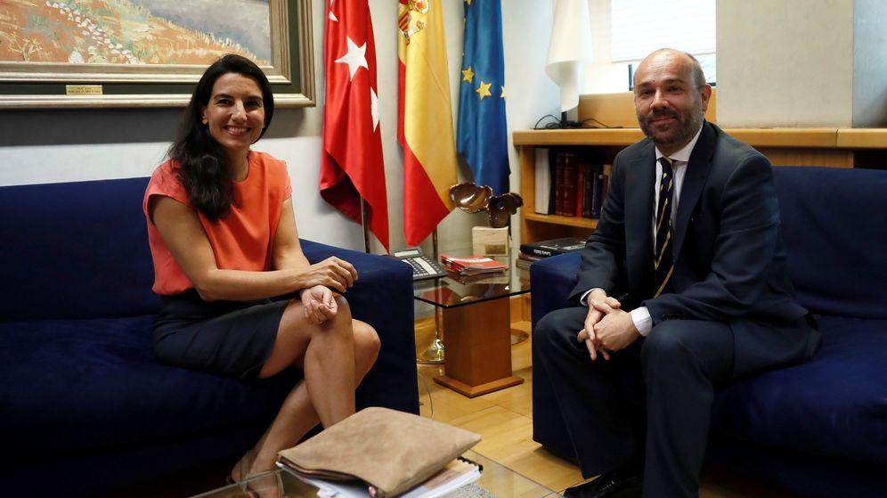 Foto: Juan Trinidad y Rocío Monasterio. (EFE)