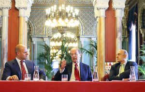 """El alcalde de Bilbao: """"La transformación de la ciudad se hizo por necesidad"""""""