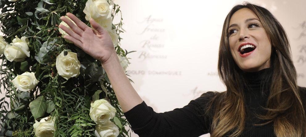 Foto: Tamara Falcó durante la presentación de un perfume en 2013. (I.C.)