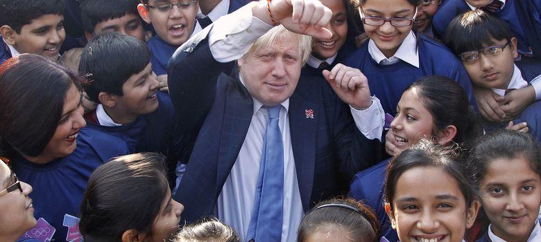 Foto: Boris Johnson demanda algunas ventajas operativas para su ciudad, como el establecimiento de un visado especial. (Reuters)