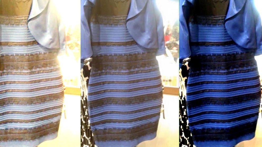 El vestido de la polémica, clave para saber cómo se crean las 'visiones'
