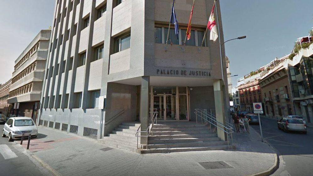 Foto: Exterior de la Audiencia Provincial de Ciudad Real. Foto: Google Maps