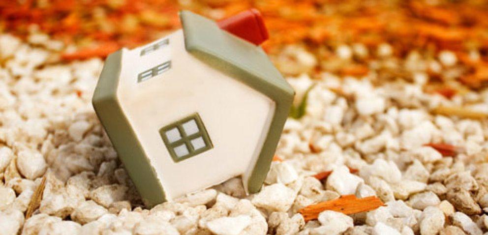 Foto: Un crash a cámara lenta: el precio de la vivienda encadena ya 40 meses de caídas