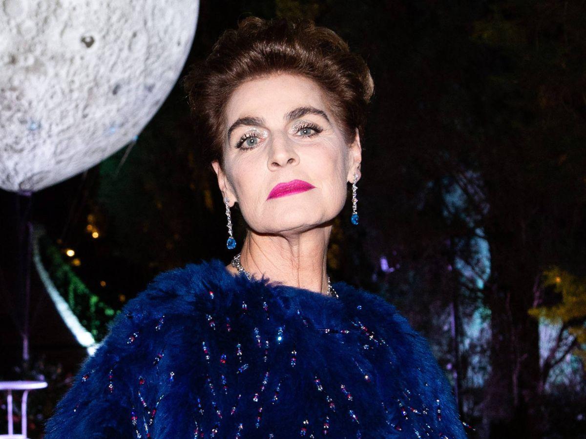 Foto: Antonia dell'Atte, antes de su cambio de look radical. (Cordon Press)