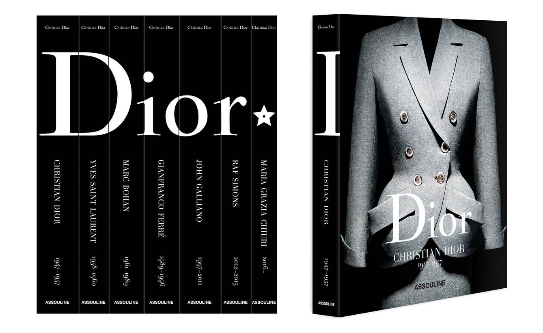 Foto: Imagen de la colección completa 'Dior, por Christian Dior'.