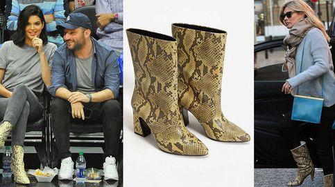 Las botas de Mango que Kate Moss y Kendall Jenner ya tenían en su armario