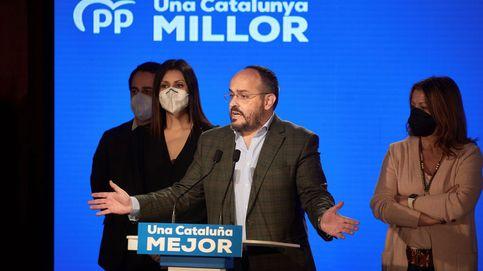 Cómo el PP se hizo irrelevante en Cataluña: en solo 10 años pierde el 77% de su apoyo