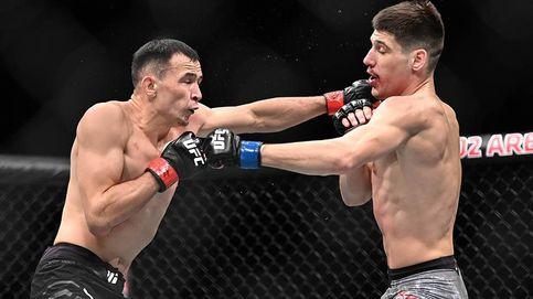 UFC Praga: así fue el debut con derrota del español Joel Álvarez en la elite de las MMA