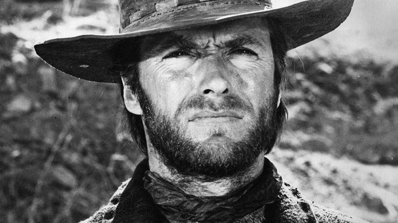 Eastwood, como 'El hombre sin nombre'. (Getty)