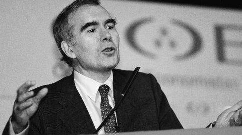 Muere Luis Gámir, presidente del Consejo de Privatizaciones y exministro de la UCD