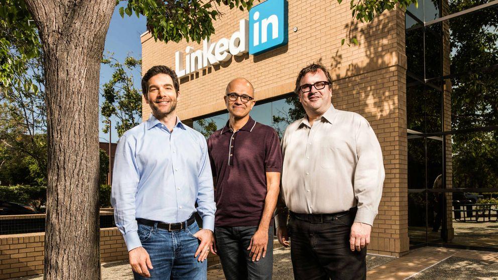 Microsoft saca la cartera a lo grande: compra LinkedIn por 26.200 millones