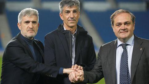 Imanol, un entrenador de club y con un director deportivo que dijo no al Madrid