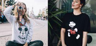 Post de De Laura Escanes a Cristina Pedroche: todas rinden homenaje a Mickey Mouse