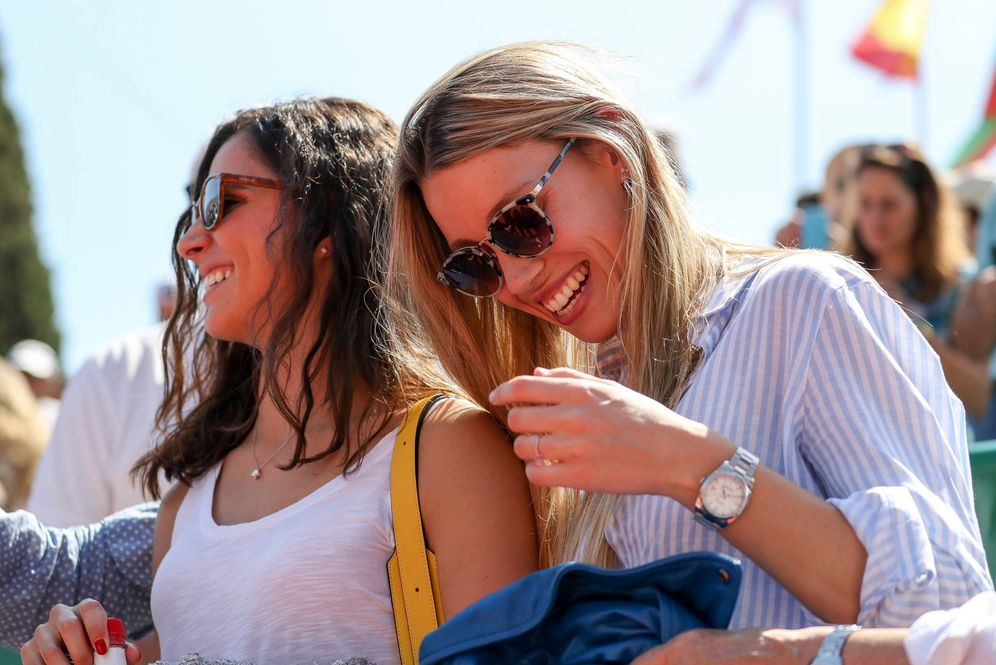Foto: Mery (Xisca Perelló) y Maribel Nadal. (Gtres)