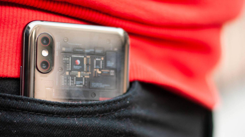 La cámara del Mi 8 Pro es la misma que su hermano pequeño. (C. Castellón)